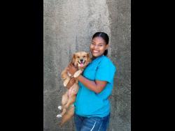 Deja Gordon has undying love for animals