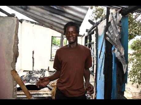 Phillip Wilson from Trench Town, St Andrew, explains what it's like to be living in the room that once belonged to Marley.
